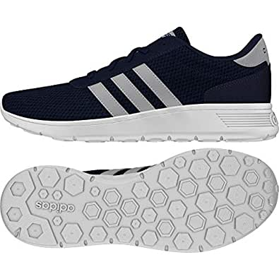 adidas Lite Racer Men's Sneakers, Blue, 7 UK (40 2/3 EU)