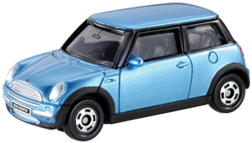Tomica No.43 mini Cooper (blister) (japan import) (Mini Cooper Japan)