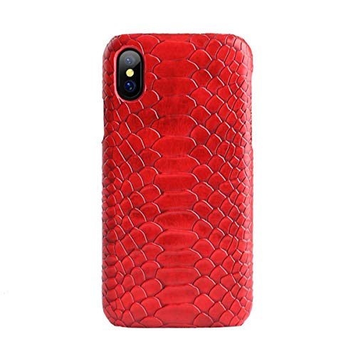 (for iPhone Xs Max iPhone Xs Case Snake Skin Cover Slim fit Hard Shell for iPhone XR iPhone X (2, iPhone X))