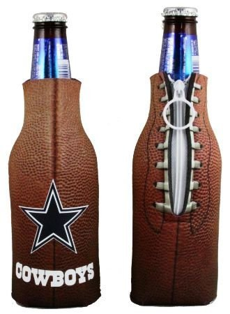 Kolder Dallas Cowboys Cooler - DALLAS COWBOYS BOTTLE COOLIE KOOZIE COOLER COOZIE