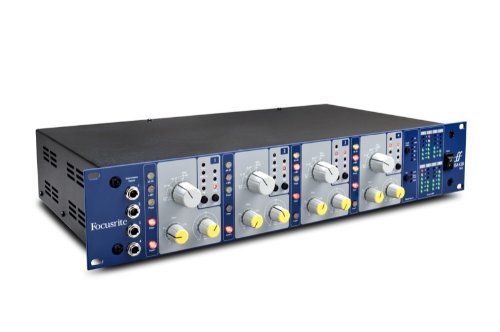 Focusrite Microphone Preamps Signal Processors - Best Reviews Tips