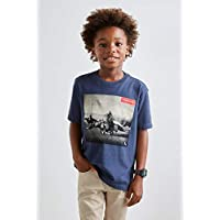Camiseta Estampada Mini Sm Voando Alto Reserva Mini