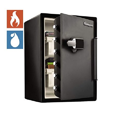 SentrySafe 2.0 Cubic Ft. Fire-Safe with Touch Keypad and ...