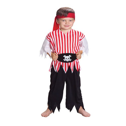 US Toy Kids Pirate Costume]()