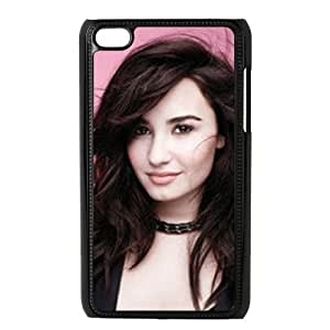 C-EUR Customized Phone Case Of Demi Lovato For Ipod Touch 4 by runtopwell