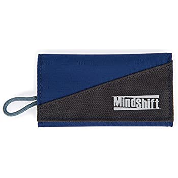 MindShift Card-Again SD Memory Card Wallet for 6x SD Cards, Twilight Blue