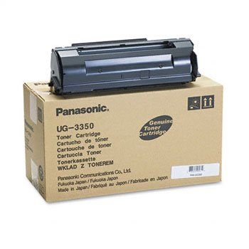 UF-585/595 Fax Toner, Black7,500 page yield
