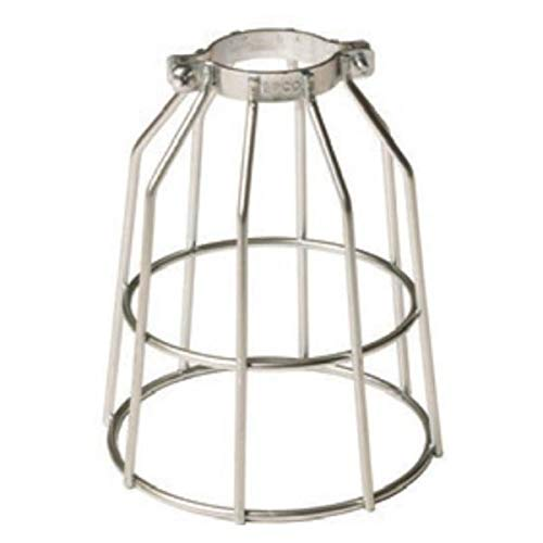 - Engineered Products 16501 Metal Safety Bulb Cage For Temporary Lighting