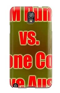 New Fashion Premium PC For Case Samsung Note 3 Cover - Cm Punk Cs Stone Cold