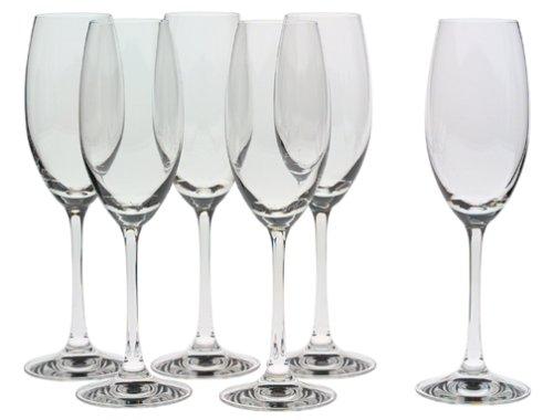 Spiegelau Vino Grande Champagne Glasses, Set of 6 ()