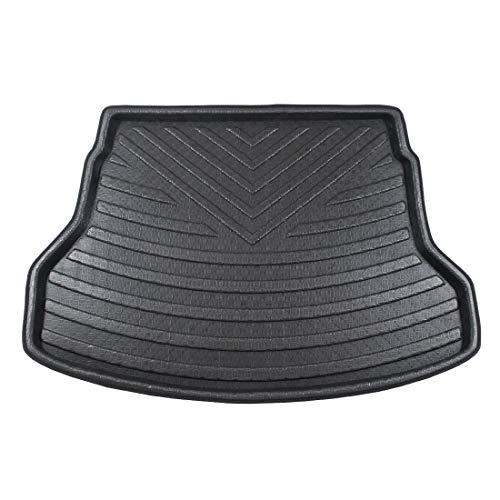 - uxcell Black SUV Van Trunk Cargo Floor Mat Auto Liner for 14-18 Nissan Xterra