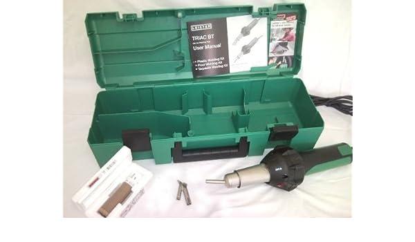 Leister periodicucho BT Kit/para suelo para soldadura Kit 120 V: Amazon.es: Electrónica