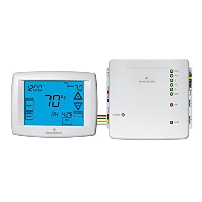 White-Rodgers 1F98EZ-1421 Programmable Easy Install Universal Thermostat Solutio,