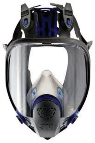 Large 3M Ultimate FX Full Facepiece FF-400 Series, Reusable - R3-FF-403