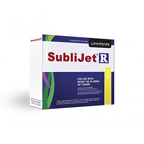 cartuchos de sublimación para Ricoh sg3110dn A4 y A3 ...