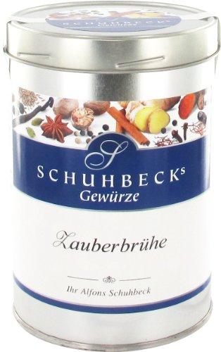 Schuhbecks Zauberbrühe Geflügelbrühe, 1er Pack (1 x 600g)