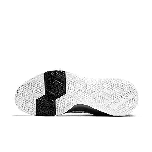 Weiß White Blanco Erwachsene Weiß Ii Black Lebron Unisex Zapatillas 942518 100 NIKE Fitnessschuhe Witness qzxfPYpqnw