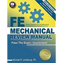 Michael R. Lindeburg: FE Mechanical Review Manual (Paperback); 2014 Edition