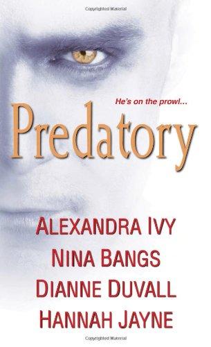 book cover of Predatory