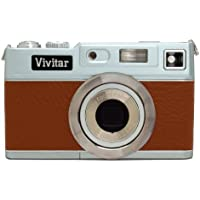 Vivitar Retro Classic HD 8.1 MP Brown