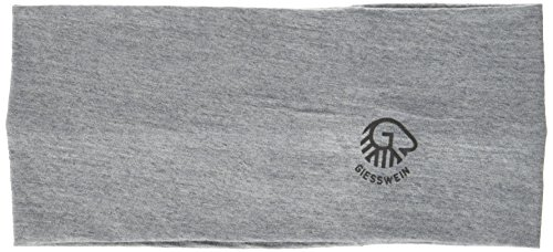 Unisex Gris 017 schiefer Pelo Cinta Giesswein Adulto de Brentenjoch R4Hgqg