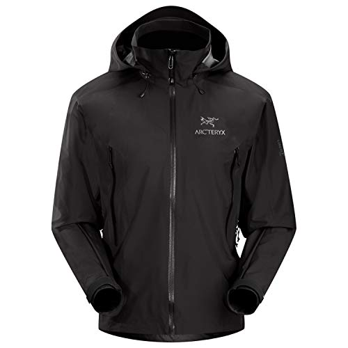 (Arc'teryx Men's Theta AR Jacket, Black,)