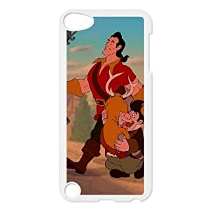 iPod Touch 5 Case White Disneys Beauty and the Beast 038 KQ3449181