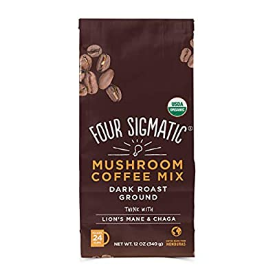 Four Sigmatic Adaptogen Coffee - Medium Roast Ground