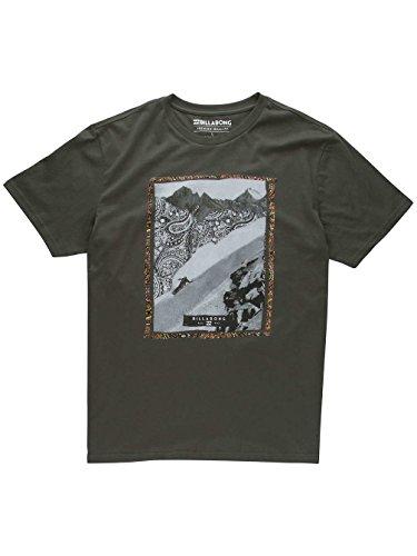 MILITARY T Billabong Herren Billabong Shirt MILITARY Billabong Shirt Shirt T Herren Herren MILITARY Herren Billabong T EZUBCqw0