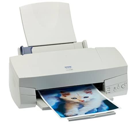 Epson Stylus Color II Printer Drivers PC