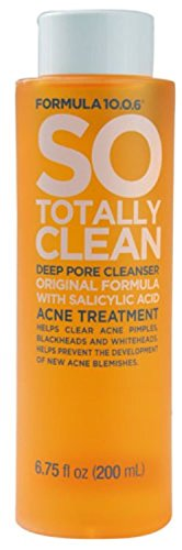 Formula 10.0.6 So Totally Clean Deep Pore Cleanser 6.75 oz. (Quantity of 6)