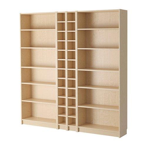 IKEA本棚、Brich Veneer 2202.81114.214 B01HWH0PMG