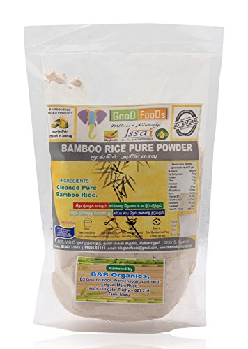 B&B Organics Bamboo Rice Pure Powder (2X200 G)
