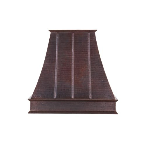 Premier Copper Products HV-EURO38-C2036BP1-TW 38'' 1250 CFM Copper Wall Mounted R, Oil Rubbed Bronze by Premier Copper Products