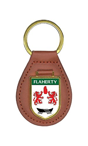 flaherty-family-crest-coat-of-arms-4-total-key-chains