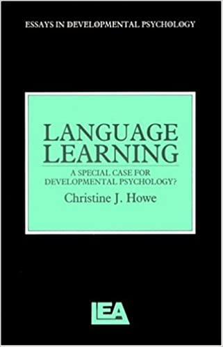 com language learning a special case for developmental  language learning a special case for developmental psychology essays in developmental psychology