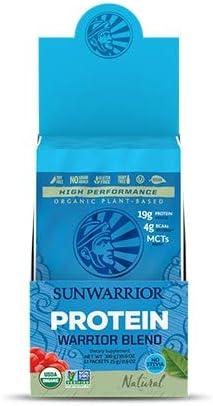 Sunwarrior Warrior Blend Sachets (12x25g) 12 Unidades 300 g