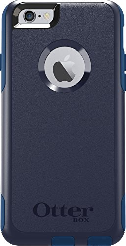 OtterBox Commuter Series Case for iPhone 6S and iPhone 6 (NOT Plus) – Non-Retail Packaging – Deep Water Blue/Admiral…