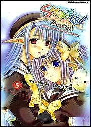 SHUFFLE! DAYS IN THE BLOOM (5) (Kadokawa Comics Ace A) (2006) ISBN: 4047138428 [Japanese Import]