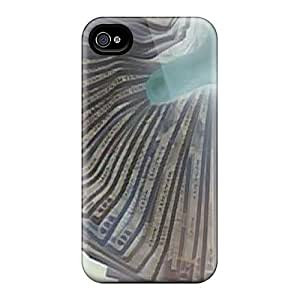 New Drity Money Tpu Case Cover, Anti-scratch MeSusges Phone Case For Iphone 4/4s