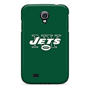 New Style Elaney New York Jets Premium Tpu Cover Case For Galaxy S4