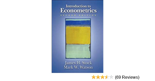 Introduction to econometrics text only 2ndsecond edition by introduction to econometrics text only 2ndsecond edition by m w watson j h stock m w watson j h stock amazon books fandeluxe Images