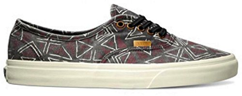 Vans Mens Authentic California Print Sneaker 45 - Vans California Authentic