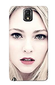 Agjucm-4609-oigumhr Tough For LG G2 Case Cover / For LG G2 Case Cover (annasophia Robb Actress Celebrities People Winter Snow Trees Blonde Face Eyes Lips Hair Women Female Girl Sensual ) / New Year's Day's Gift