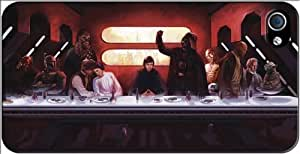 Bereadyship Star Wars - Last Supper Parody - for iPhone 4 / 4S Case