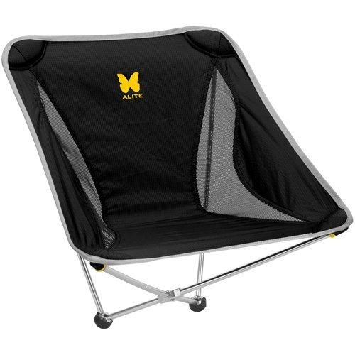 Alite Designs Monarch Camping Chair, Black
