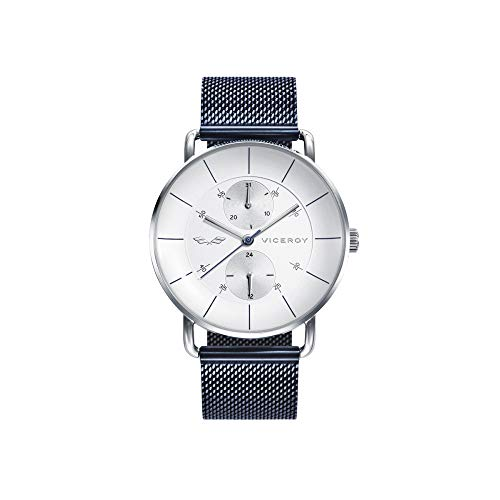 Viceroy Watch 42365-06 Antonio Banderas Man White Steel