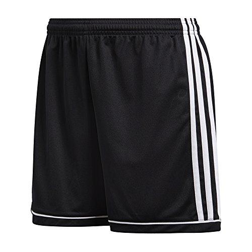 Squad Sho Pantaloncini Donna 17 Nero Adidas bianco W nero pqEdanxw