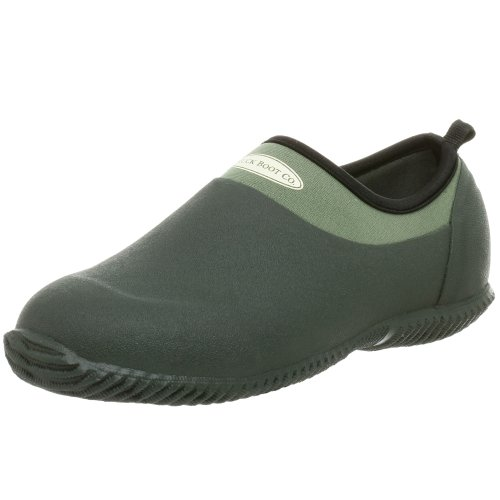 Muck Boot The Original MuckBoots Daily Garden Shoe,Garden Green,9 D(M) US/10 B(M) US