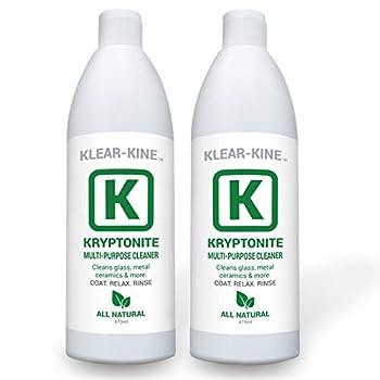 Klear Kryptonite Clay Based Bong Cleaner
